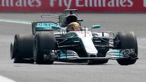 Lewis Hamilton - GP Mexiko 2017