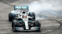 Lewis Hamilton - GP Mexiko 2019