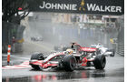 Lewis Hamilton - GP Monaco 2008