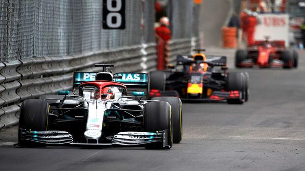Lewis Hamilton - GP Monaco 2019