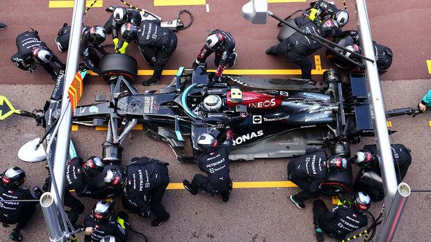 Lewis Hamilton - GP Monaco 2021