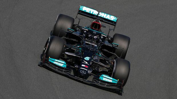 Lewis Hamilton - GP Niederlande 2021