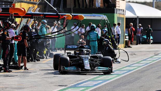 Lewis Hamilton - GP Niederlande - Formel 1 - 5. September 2021