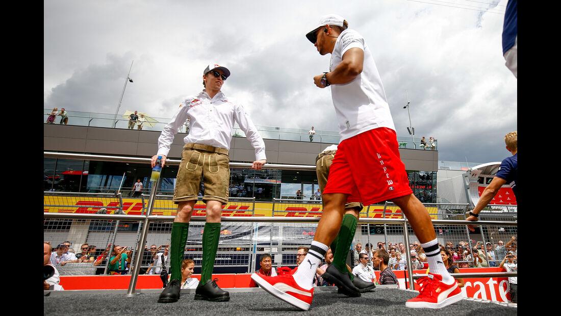 Lewis Hamilton - GP Österreich 2017