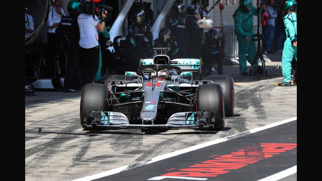 Lewis Hamilton - GP Österreich 2018
