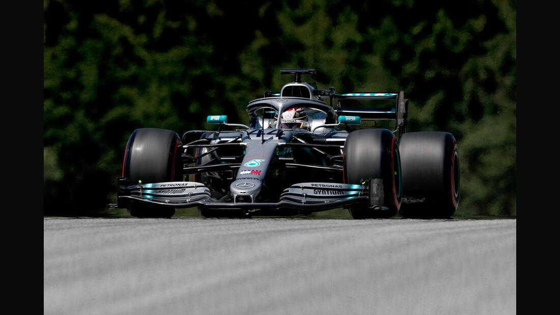 Lewis Hamilton - GP Österreich 2019
