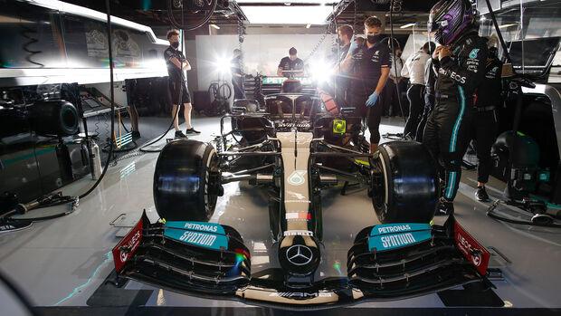 Lewis Hamilton - GP Portugal 2021