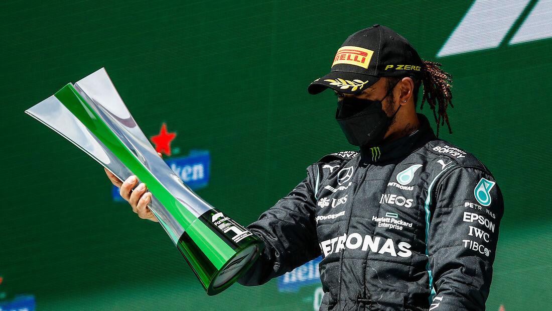Hamilton se queda con el Gp. de Portugal