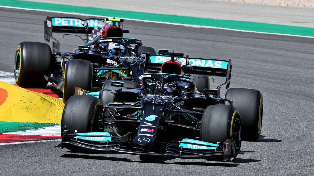 Lewis Hamilton - GP Portugal - Formel 1 - 2. Mai 2021