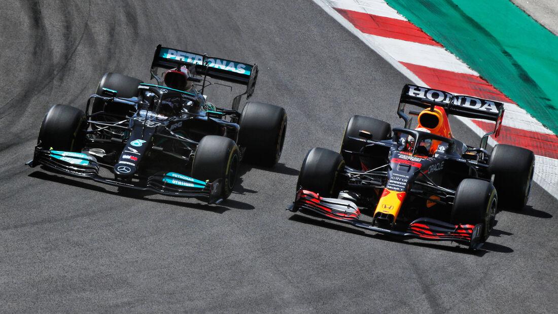 Lewis Hamilton - GP Portugal - Portimao - 1. Mai 2021