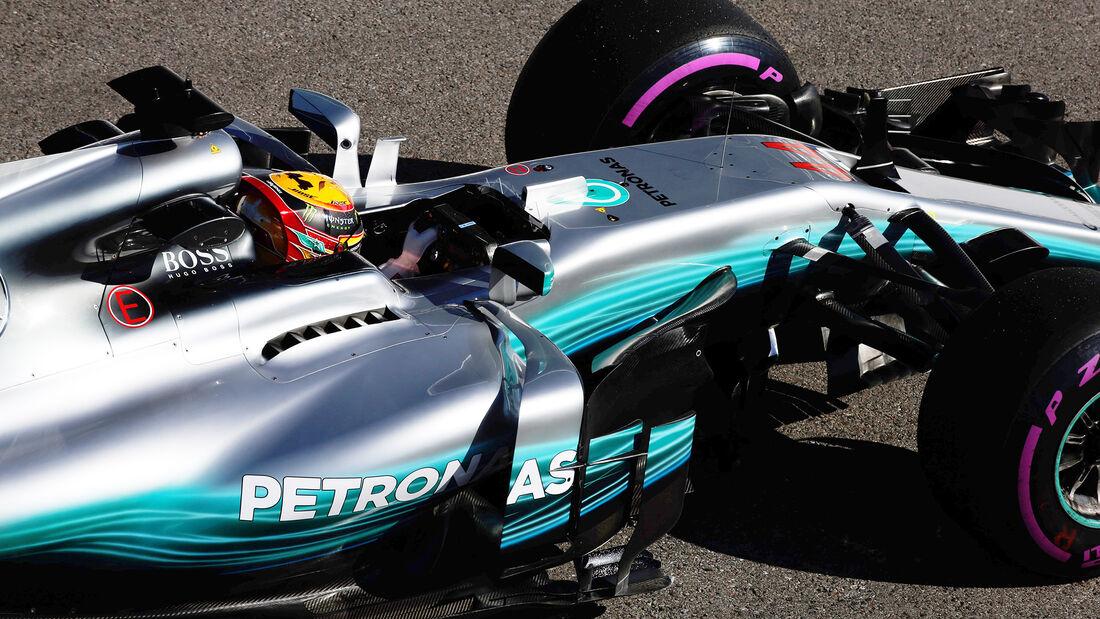 Lewis Hamilton - GP Russland 2017