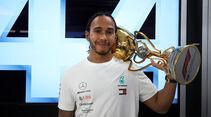 Lewis Hamilton - GP Russland 2019