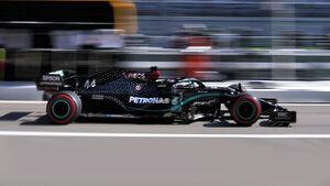 Lewis Hamilton - GP Russland 2020