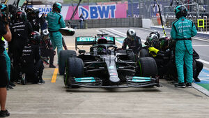 Lewis Hamilton - GP Russland 2021