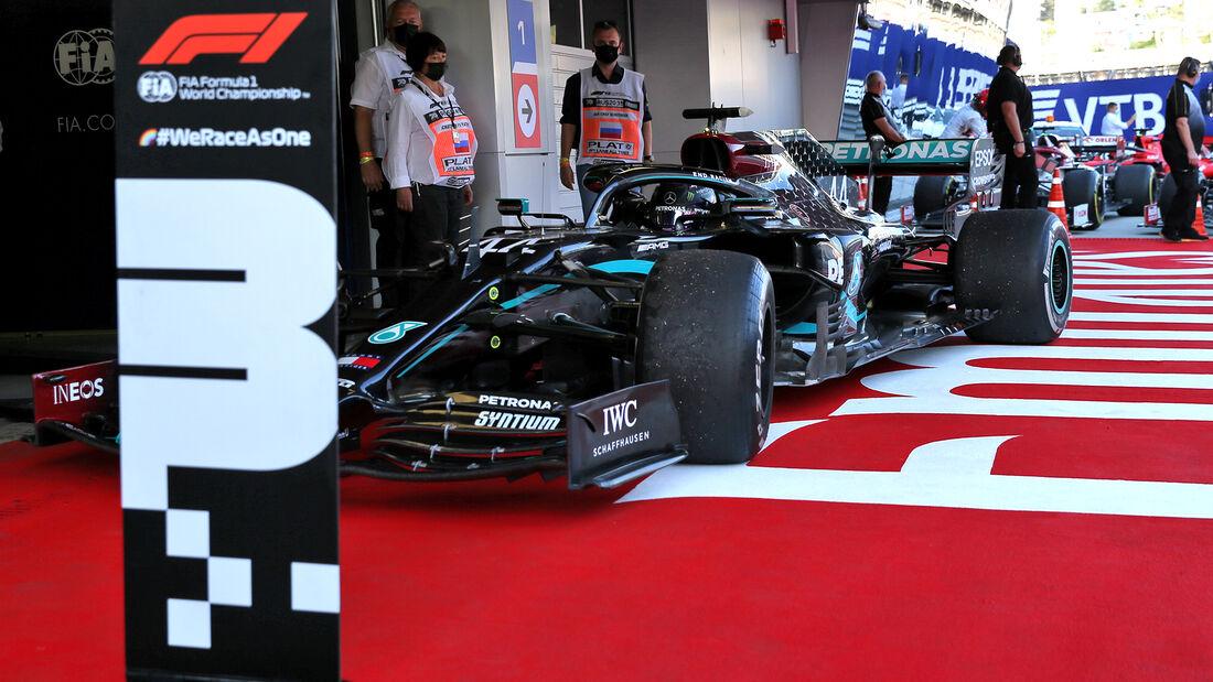 Lewis Hamilton - GP Russland - Sotschi - Formel 1 - 2020