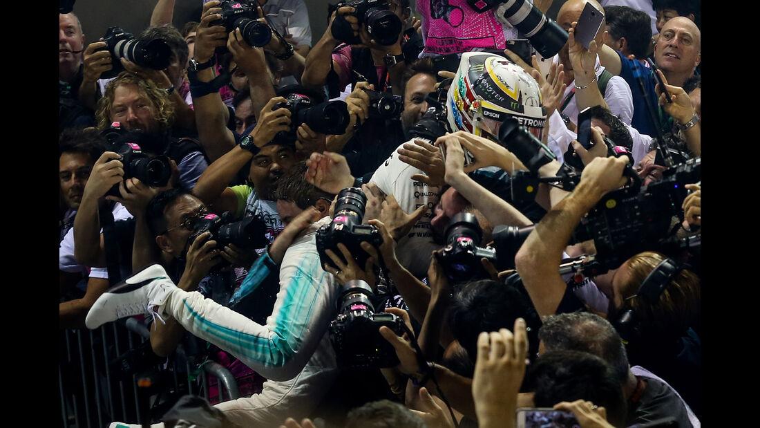 Lewis Hamilton - GP Singapur 2017