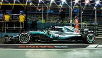 Lewis Hamilton - GP Singapur 2018