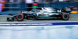 Lewis Hamilton - GP Singapur 2019