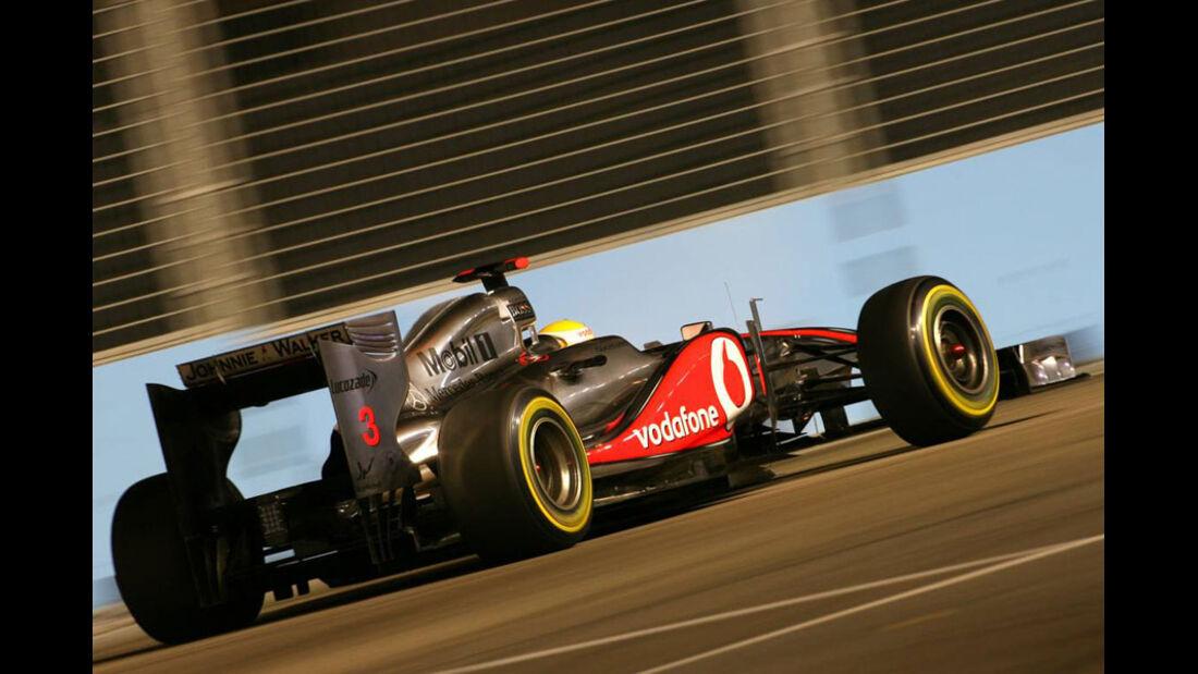 Lewis Hamilton - GP Singapur - 24. September 2011