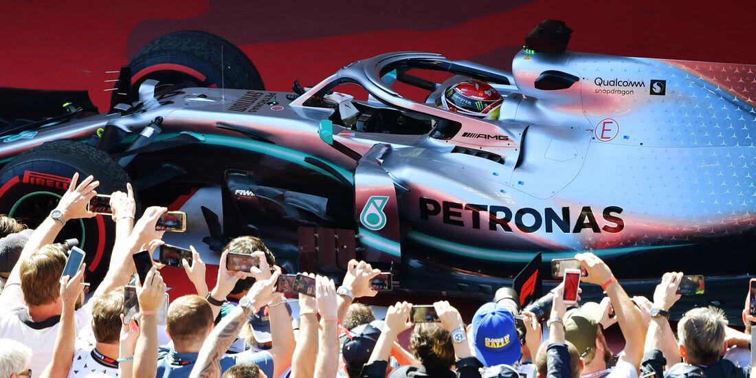 Lewis Hamilton - GP Spanien 2019