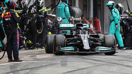Lewis Hamilton - GP Spanien 2021