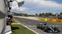 Lewis Hamilton - GP Spanien - Formel 1 - 2017