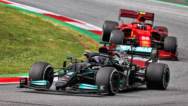 Lewis Hamilton - GP Steiermark 2021