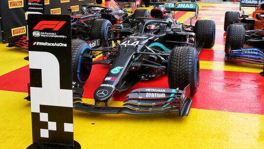 Lewis Hamilton - GP Steiermark - Österreich 2020