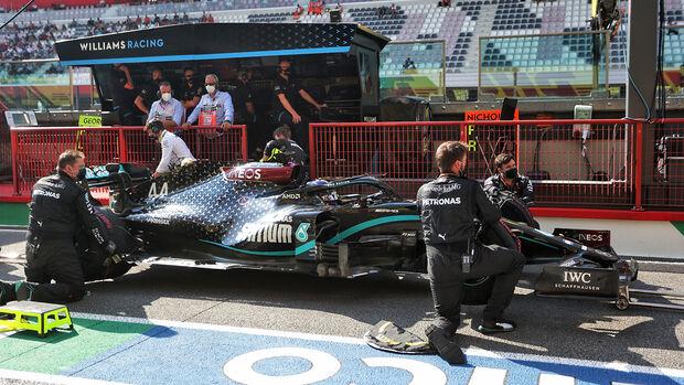 Lewis Hamilton - GP Toskana Mugello - 2020