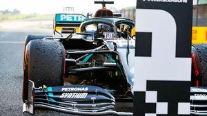 Lewis Hamilton - GP Toskana  - Mugello - Formel 1 - 2020