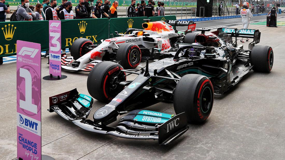 Lewis Hamilton - GP Türkei 2021