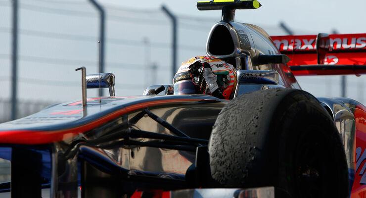 Lewis Hamilton GP USA 2012