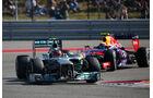 Lewis Hamilton - GP USA 2013