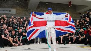 Lewis Hamilton - GP USA 2015