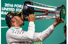 Lewis Hamilton - GP USA 2016