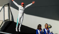 Lewis Hamilton - GP USA 2017
