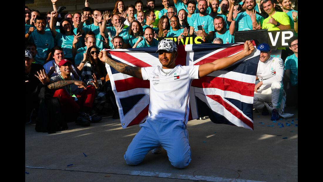 Lewis Hamilton - GP USA 2019
