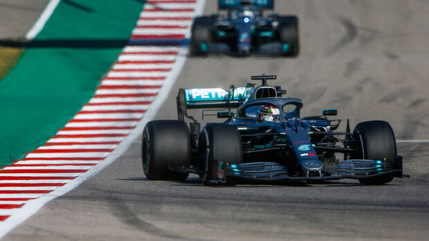 Lewis Hamilton - GP USA 20199