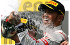 Lewis Hamilton GP Ungarn 2012