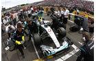 Lewis Hamilton - GP Ungarn 2015