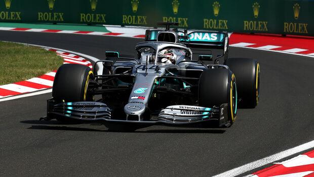 Lewis Hamilton - GP Ungarn 2019