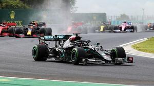 Lewis Hamilton- GP Ungarn 2020