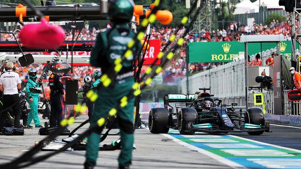 Lewis Hamilton - GP Ungarn 2021