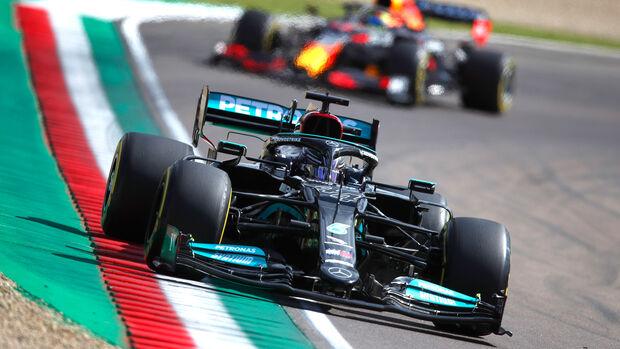 Lewis Hamilton - Imola - F1 - 2021