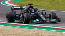 Lewis Hamilton - Imola - Formel 1 - GP Emilia Romagna - 2021