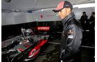 Lewis Hamilton MP4-23 Nascar 2011