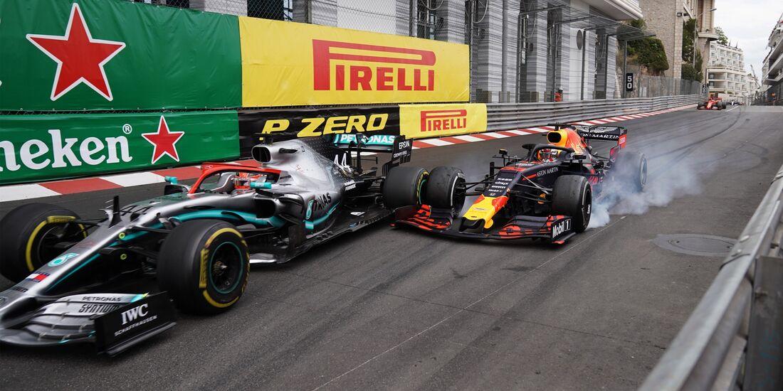 F1 Fotos Gp Monaco 2019 Die Bilder Vom Rennen Auto Motor Und Sport