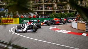 Lewis Hamilton - Max Verstappen - GP Monaco 2019