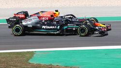 Lewis Hamilton - Max Verstappen - GP Portugal 2021 - Portimao