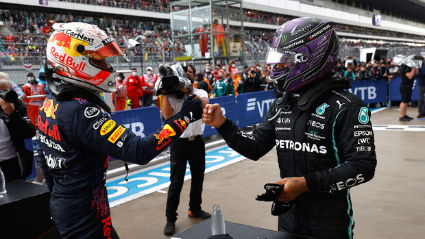 Lewis Hamilton - Max Verstappen - GP Russland 2021 - Sotschi